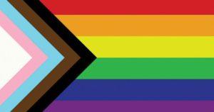 Drapeau LGBT variante EuroPride 2019 Daniel Quasar