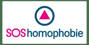 Logo association SOS homophobie