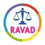 Logo RAVAD Réseau Assistance Victimes Agressions Discriminations