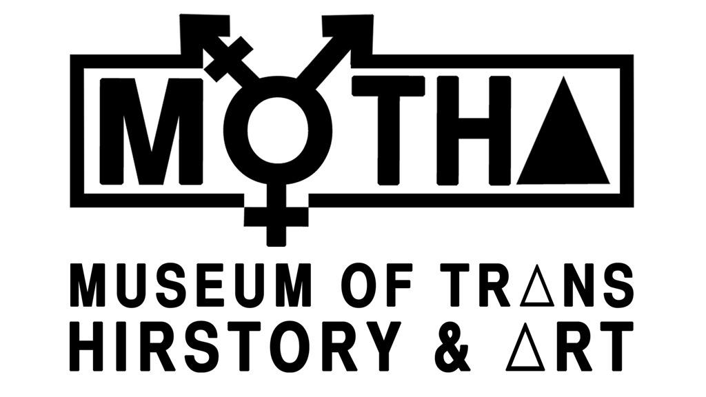 Logo MOTHA Museum Of Transgender Hirstory and Art