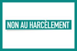 logo Non au Harcèlement