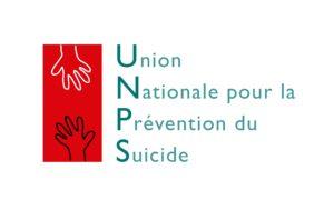Logo UNPS Union Nationale pour la Prévention du Suicide