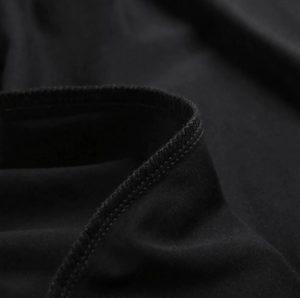 T-shirt LGBT noir - The world has bigger problems - focus coutures