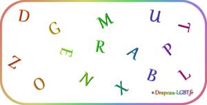Lettres alphabet arc-en-ciel drapeau-lgbt.fr