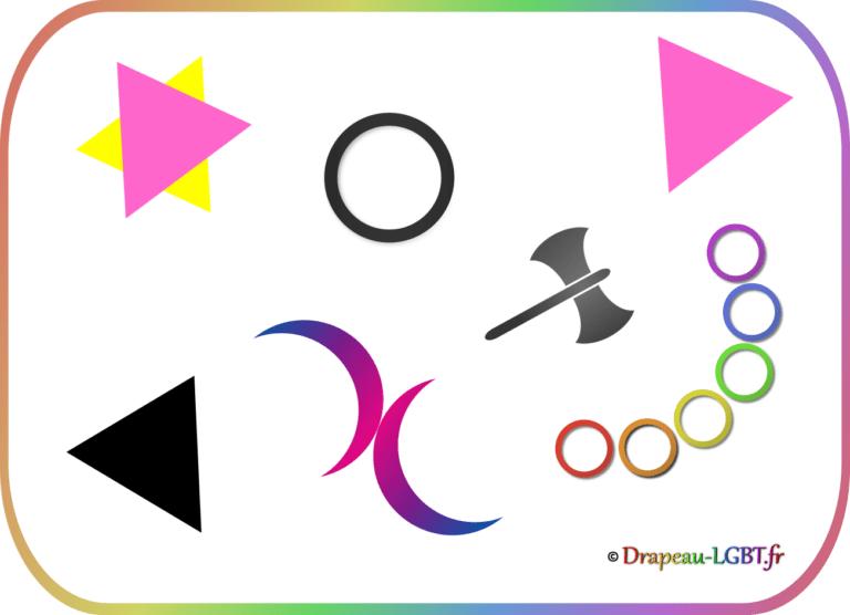 Drapeau-lgbt.fr Symboles personnes communautés LGBTQI+