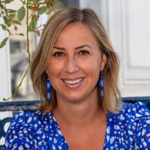Nelly Garnier, élue LR (Les Républicains)