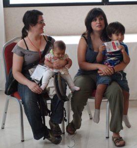 Photo famille homoparentale adoption enfants