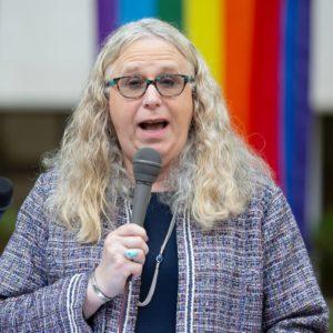 Photo Rachel Levine, nouvelle ministre adjointe santé gouvernement Joe Biden