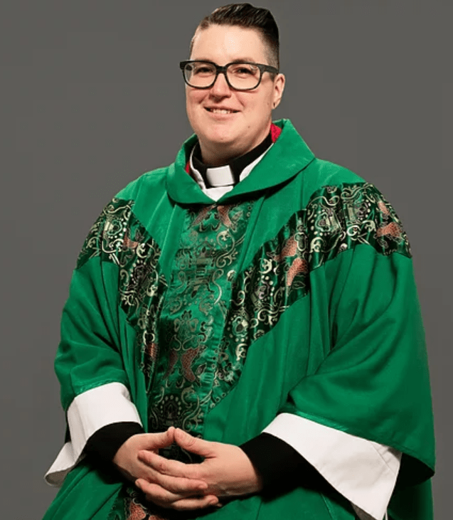 Megan Rohrer activiste transgenre américaine ordonnées évêque 2021