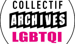 Logo Collectif Archives LGBTQI