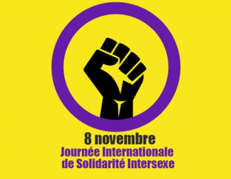 8 novembre : Journée Internationale de Solidarité Intersexe