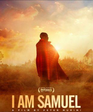 Affiche documentaire kenyan I am Samuel de Peter Murimi