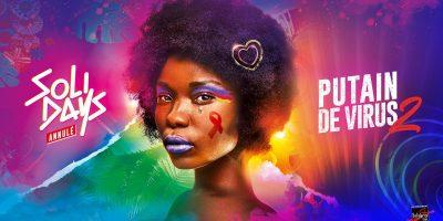 Affiche festival Solidays annulé été 2021