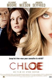 Affiche film Chloé de Atom Egoyan 2009
