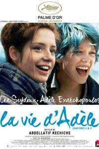 Affiche film La Vie d'Adèle de Abdellatif Kechiche 2013