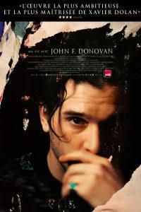 Affiche film Ma vie avec John F Donovan Xavier Dolan 2018