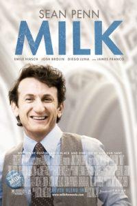 Affiche film Milk de Gus Van Sant 2008