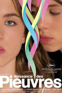 Affiche film Naissance des pieuvres de Céline Sciamma 2007