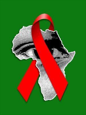 Afrique ruban rouge lutte contre sida