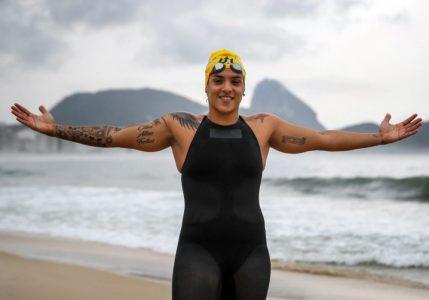 Ana Marcela Cunha brésilienne championne olympique natation féminine 10 kilomètres