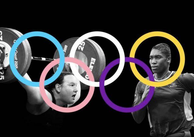 Athlètes trans Jeux olympiques