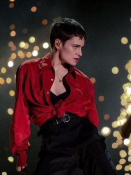 Christine and the Queens photo concert