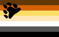 Drapeau bear