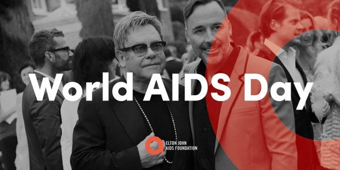 Elton John AIDS Foundation pour la journée internationale de lutte contre le SIDA 2020