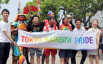 Japon Tokyo Rainbow Pride - Marche des fiertés japonaise