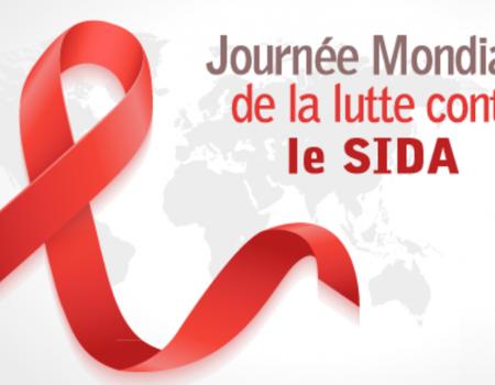 Journée mondiale de lutte contre le sida - 1er décembre