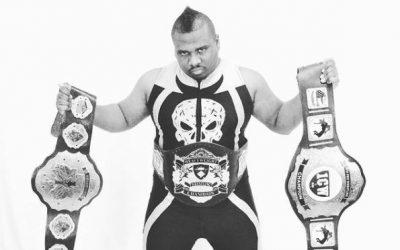 Mister Grim lutteur pro américain coming out pansexuel