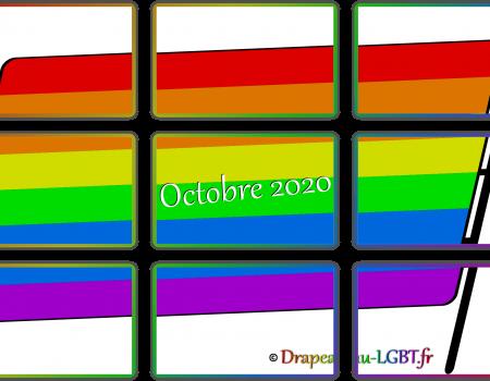 Newsletter Octobre 2020 drapeau-lgbt.fr