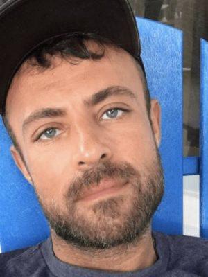 Photo Fabien Azoulay, français juif homosexuel emprisonné Turquie