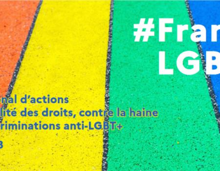 Plan national d'actions pour l'égalité des droits, contre la haine et les discriminations anti-LGBT+ 2020-2023