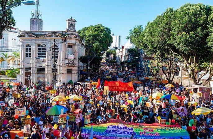 Pride Salvador marche des fiertés septembre 2019