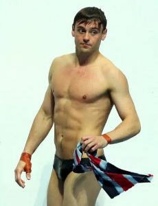 Tom Daley Jeux Olympiques Tokyo 2020